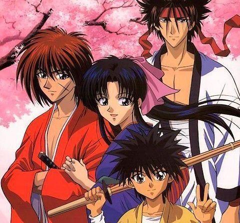 Kenshin le vagabond de Nobuhiro Watsuki