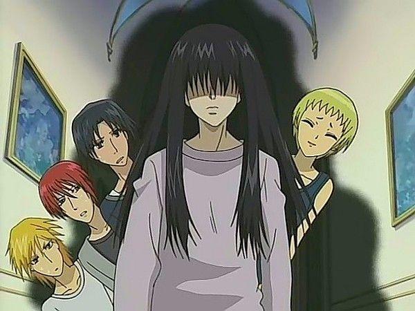 Yamato Nadeshiko Shichi Henge de Tomoko Hayakawa